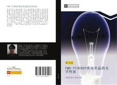 PMN-PT和NBT铁电单晶的光学性质的封面