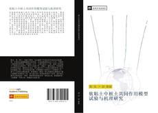 Bookcover of 软粘土中桩土共同作用模型试验与机理研究