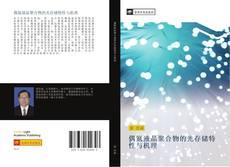 偶氮液晶聚合物的光存储特性与机理的封面