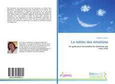 Bookcover of La météo des émotions