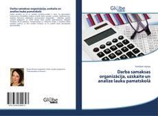 Darba samaksas organizācija, uzskaite un analīze lauku pamatskolā kitap kapağı