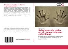 Portada del libro de Relaciones de poder en el campo religioso colombiano