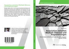 Capa do livro de Assoziation zwischen Multiple Sklerose und Angststörungen