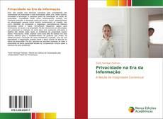 Bookcover of Privacidade na Era da Informação