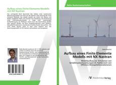 Capa do livro de Aufbau eines Finite Elemente Modells mit NX Nastran