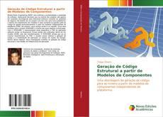Capa do livro de Geração de Código Estrutural a partir de Modelos de Componentes