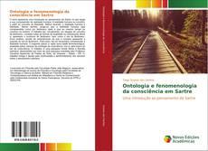 Borítókép a  Ontologia e fenomenologia da consciência em Sartre - hoz