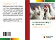 Обложка Aminoácidos na nutrição de monogástricos