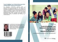 Capa do livro de 'LearningApps' zur Unterstützung einer zeitgemäßen Wortschatzarbeit...