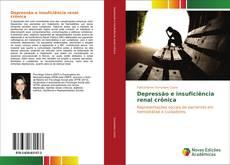 Capa do livro de Depressão e insuficiência renal crônica