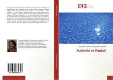 Bookcover of Publicité et Produit