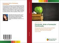 Buchcover von Currículo, Arte e Formação Continuada