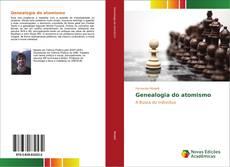 Capa do livro de Genealogia do atomismo
