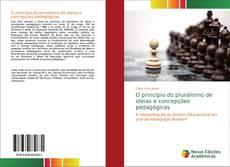 Copertina di O princípio do pluralismo de ideias e concepções pedagógicas