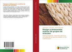 Copertina di Design e Artesanato: análise de grupos de artesãos