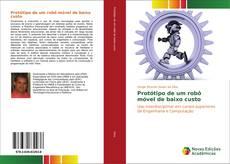 Capa do livro de Protótipo de um robô móvel de baixo custo