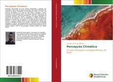 Capa do livro de Percepção Climática