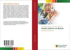 Buchcover von Saúde pública no Brasil:
