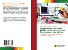 Portada del libro de Gerenciamento Wireless ZIGBEE de temperatura em pequenos aerogeradores