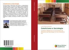 Catolicismo e Sociologia kitap kapağı