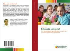 Capa do livro de Educação ambiental