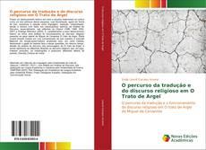 Buchcover von O percurso da tradução e do discurso religioso em O Trato de Argel