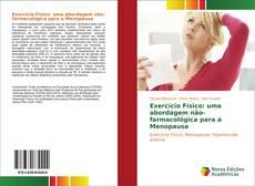 Buchcover von Exercício Físico: uma abordagem não-farmacológica para a Menopausa