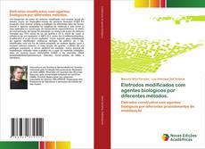 Eletrodos modificados com agentes biológicos por diferentes métodos. kitap kapağı