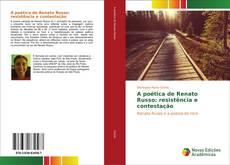 Portada del libro de A poética de Renato Russo: resistência e contestação
