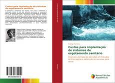 Custos para implantação de sistemas de esgotamento sanitário kitap kapağı