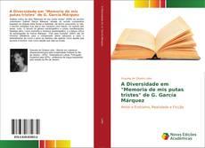 """Обложка A Diversidade em """"Memoria de mis putas tristes"""" de G. García Márquez"""