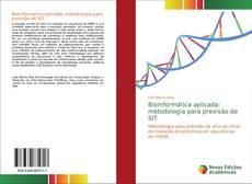 Portada del libro de Bioinformática aplicada: metodologia para previsão de SIT