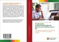 Capa do livro de A educação profissionalizante de jovens em conflito com a lei