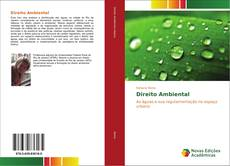 Capa do livro de Direito Ambiental