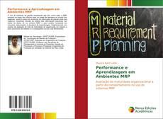 Capa do livro de Performance e Aprendizagem em Ambientes MRP