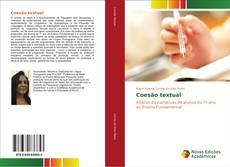 Capa do livro de Coesão textual