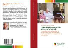 Capa do livro de Experiência do usuário idoso na Internet