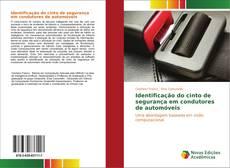 Обложка Identificação do cinto de segurança em condutores de automóveis
