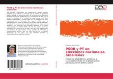 Portada del libro de PSDB y PT en elecciones nacionales brasileñas
