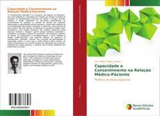 Capa do livro de Capacidade e Consentimento na Relação Médico-Paciente