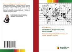 Demora no diagnóstico da Hanseníase kitap kapağı