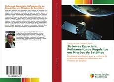 Portada del libro de Sistemas Espaciais: Refinamento de Requisitos em Missões de Satélites