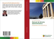 Capa do livro de Manual de Direito Administrativo