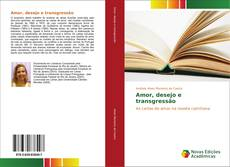 Portada del libro de Amor, desejo e transgressão