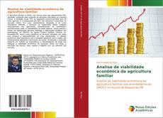 Обложка Analise de viabilidade econômica da agricultura familiar