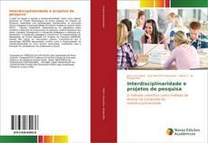 Copertina di Interdisciplinaridade e projetos de pesquisa