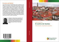 Capa do livro de O centro de Santos