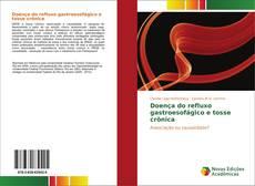 Capa do livro de Doença do refluxo gastroesofágico e tosse crônica