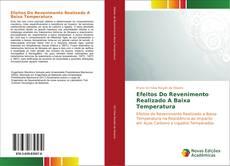 Обложка Efeitos Do Revenimento Realizado A Baixa Temperatura
