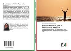 Bookcover of Bimodal Action of MSC in Regenerative Medicine